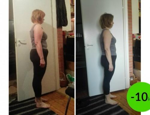 Елена: При поддержке консультанта по питанию вес снизился на 10 кг за 40 дней