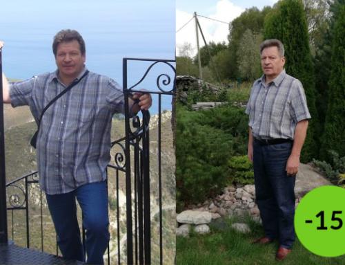 Меэлис: Высокое давление пропало вместе с потерей веса: за 23 дня -15 кг